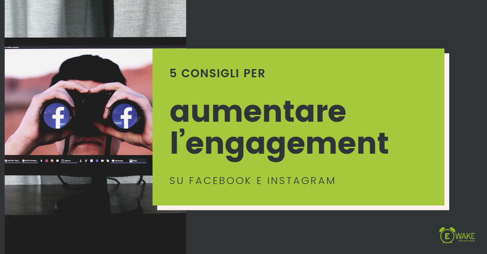 A caccia di like! Come fare engagement su Facebook e Instagram?